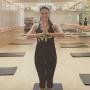 Nicole Johnson Gets Her Zen On