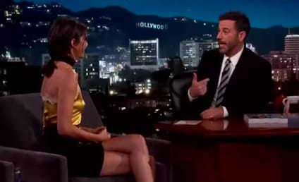 Kendall Jenner: Unwanted in Jimmy Kimmel's Neighborhood!