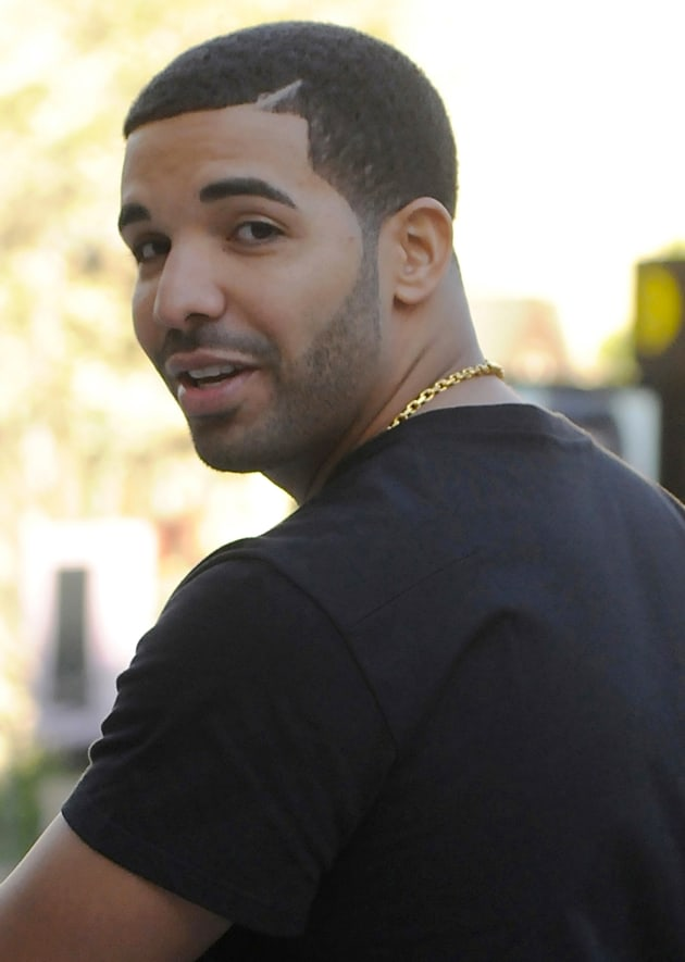 Drake Looks Back - The Hollywood Gossip