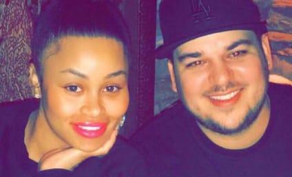 Blac Chyna and Rob Kardashian Release Sonogram: See Their Baby Girl!