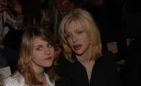 Frances Bean, Courtney Love