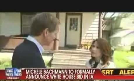 Michele Bachmann on John Wayne