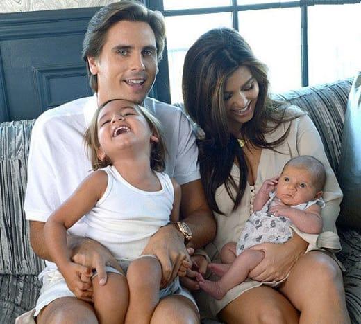 Disick Family