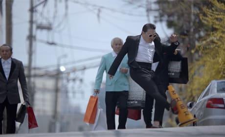 PSY 'Gentleman' Video Pic