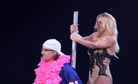 Britney Spears Concert Photo