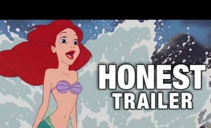 The Little Mermaid Honest Trailer: In a Whimsically Fascist Kingdom Lived a Half-Naked Teen ...