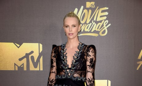 Charlize Theron: 2016 MTV Movie Awards