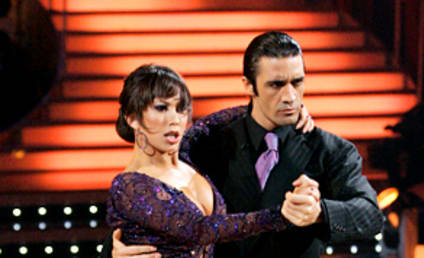 Dancing with the Stars Photo Montage: The Perfect Tango