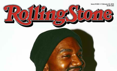 Kanye West Fake Rolling Stone Cover