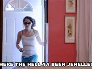 Where Ya Been Jenelle?