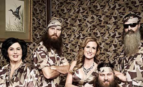 Duck Dynasty Cast Photo