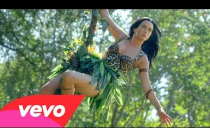 "Katy Perry ""Roar"" Video: Slammed By PETA!"