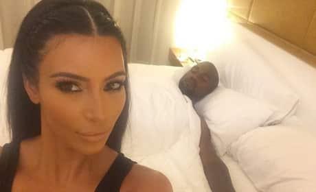 Kimye Selfie