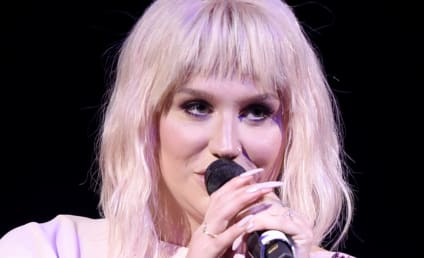 Kesha Takes Back Her Life, Gives World Two Middle Fingers