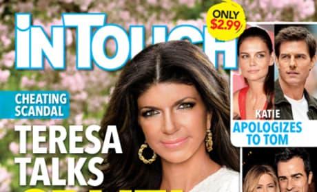 Teresa Giudice Talks Split