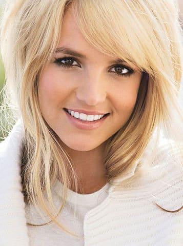 Britney Spears: Glamour Girl
