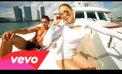 "Jennifer Lopez Releases HOT Music Video for ""I Luh Ya PaPi"""