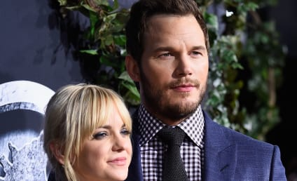Anna Faris: I Can't Stop Crying Over Chris Pratt!