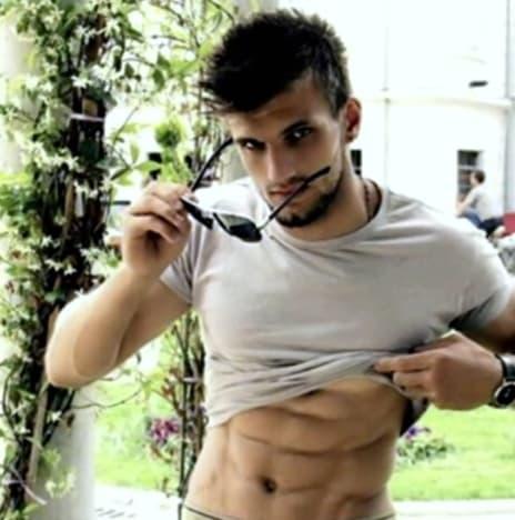 Florian Sukaj thirst trap