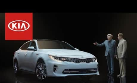 Kia Optima Super Bowl Commercial