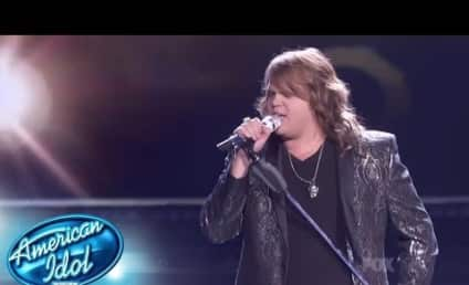 "Caleb Johnson Apologizes for ""Retard"" Comment, Thanks Fans for Support"