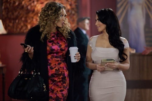 Vanessa Williams Kim Kardashian in Temptation