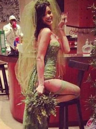 Marijuana Halloween Costumes