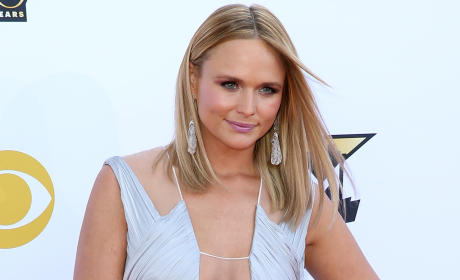 Miranda Lambert at the 2015 ACMs