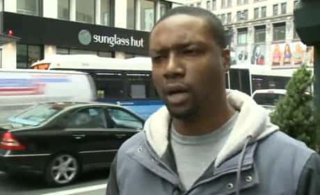 Rob Brown: Racially Profiled at Macy's?