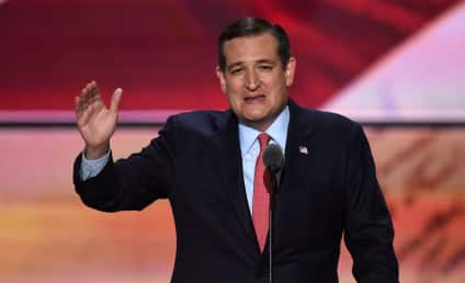 Ted Cruz: Booed Off Stage at Republican National Convention
