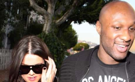 Khloe Kardashian, Lamar Odom Photo