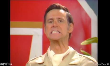 "Jim Carrey ""Cold Dead Hand"" Spoof"