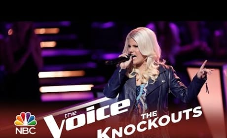 Allison Bray - Sin Wagon (The Voice Knockouts)