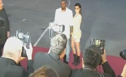 Kim Kardashian & Kanye West: THG Celebrity of the Year Finalist #2