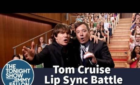 Tom Cruise vs. Jimmy Fallon: The Ultimate Lip-Sync Battle!