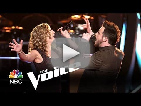 Jeremy Briggs vs. Clarissa Serna: Cold as Ice (The Voice)