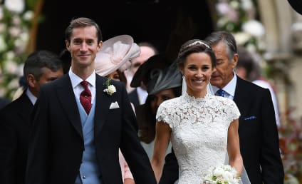 Pippa Middleton and James Matthews: Married!