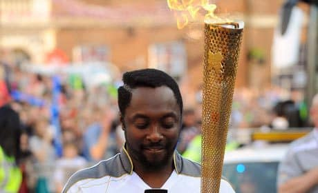 will.i.am, Olympic Torch