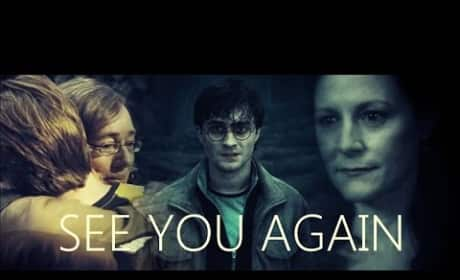 "Harry Potter ""See You Again"" Mash-Up is Guaranteed to Make You Cry"