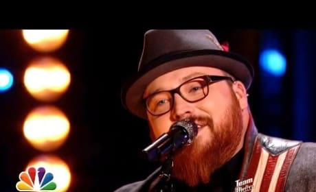 """Austin Jenckes: """"It's a Great Day to Be Alive"""" - The Voice"""