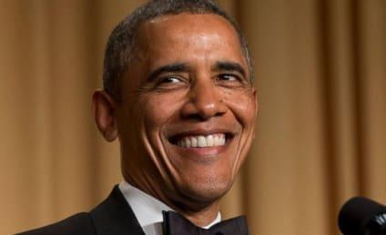 President Obama Slams CNN, Fox News, Himself at White House Correspondents' Dinner