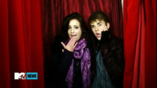 Justin Bieber Music Video Still
