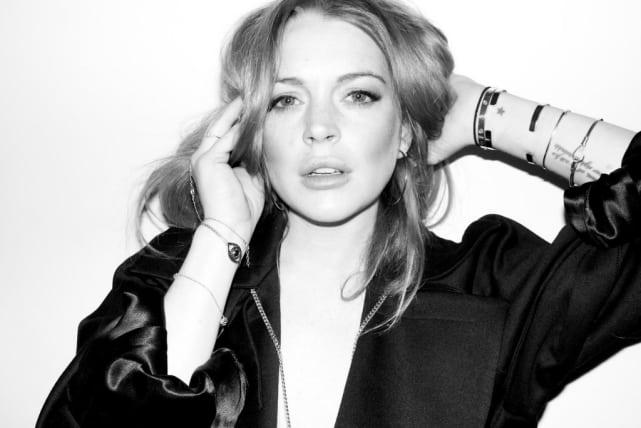 Lindsay Lohan Terry Richardson Photo