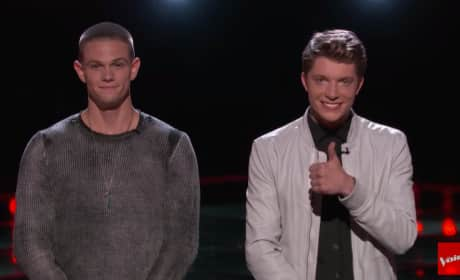 The Voice Instant Save: Top 9 Revealed!