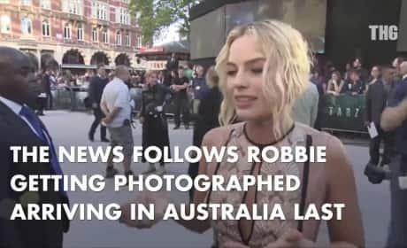 Margot Robbie Gets Married!