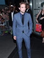 Robert Pattinson Cosmopolis Premiere Photo