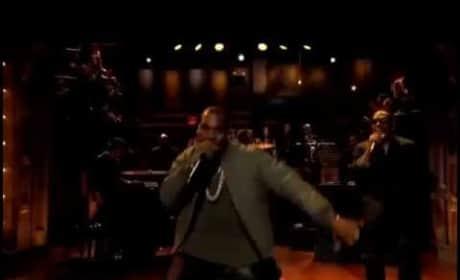 """Kanye West - """"Bound 2"""" (Live)"""