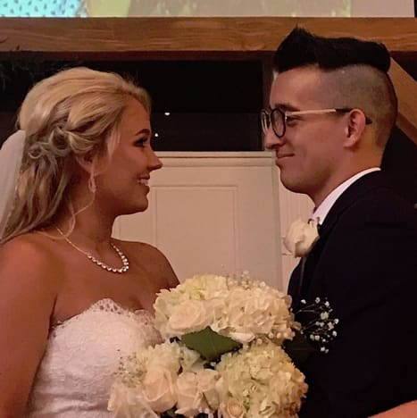 Tiffany Thornton Gets Married