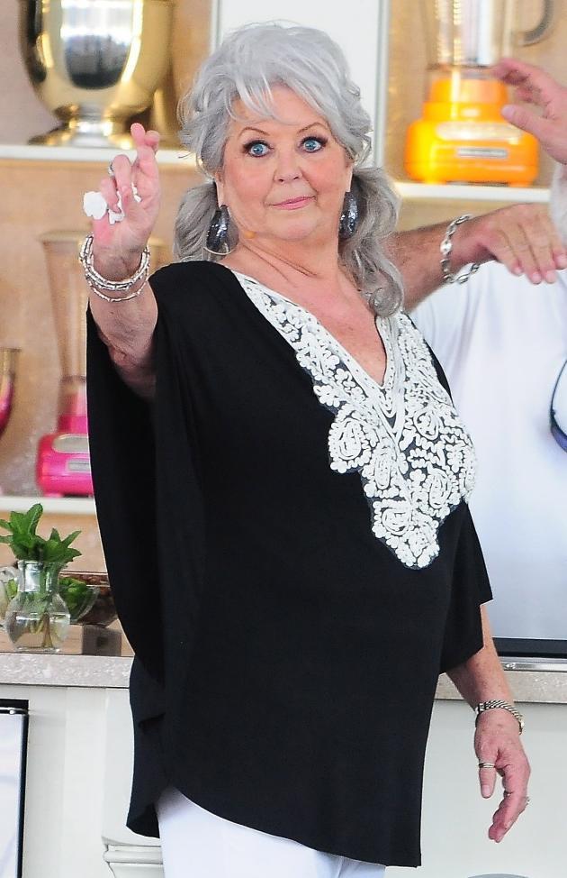 Paula Deen Losing Weight?