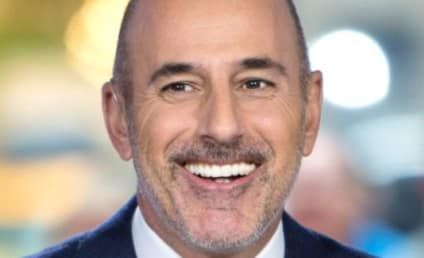 Matt Lauer Actually Thinks People Want to See Him on TV Again